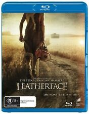 Leatherface (Blu-ray, 2018) NEW