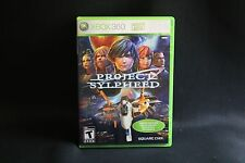 Project Sylpheed: Arc of Deception (Microsoft Xbox 360, 2007) Complete