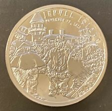 """JEKYLL ISLAND SECOND ARROW SILVER"" 1 oz. .999 Silver Round"