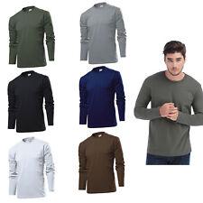 Stedman Comfort Longsleeve Stedman S290 Langarmshirt T-Shirt Langärmlig Long