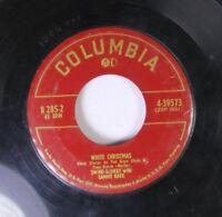 Christmas 45 Sammy Kaye - White Christmas / Jingle Bells On Columbia