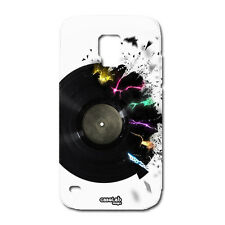 CUSTODIA COVER CASE DISCO PER CELLULA SAMSUNG GALAXY S4  GT- i9500 GT- i9505 LTE