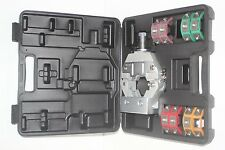 SNAP-ON ACTMAN2100 Crimp Kit Manual A/C Hose Crimper Set $800.53