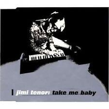 Jimi Tenor Take me baby (1996) [Maxi-CD]