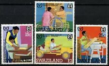Swaziland 1981 SG#389-392 Year Of Disabled Persons MNH Set #D75474