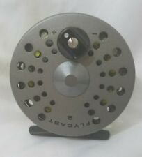ROSS FLYCAST 2 FLY FISHING REEL (5/6 wt) with fishing line EXCELLENT
