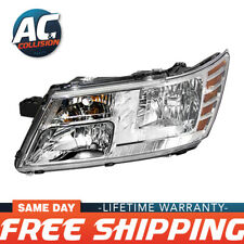 Ch2502222 Headlight Assembly Driver Side for 2009-2018 Dodge Journey Lh (Fits: Dodge)