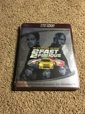 (AV1) 2 Fast 2 Furious HD DVD ONLY WORK IN SPECIAL HD-DVD PLAYERS & DRIVES