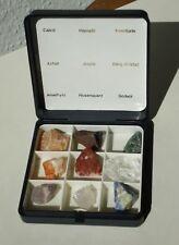 Kleine Mineraliensammlung aus Nachlass