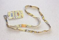Sanrio Gudetama Lazy egg Neck Strap Lanyard Key Chain Holder Kawaii Japan F/S