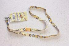 Sanrio Gudetama Lazy egg Neck Strap Lanyard Key Chain Holder Kawaii Japan F/S