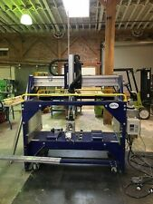 Shopbot 5 Axis Cnc Router 72x34x24 2012 6ft Powerstick Video Available