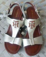 Tommy hilfiger Women Stylish Wedge Sandals.Size 11M