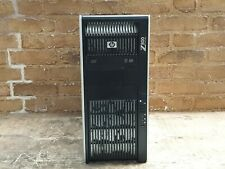 HP Z800 Workstation Duel Xeon X5650 2.67GHz 1TB HDD 24GB RAM 210898