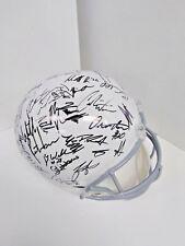 2018 NFL Rookie Class SIGNED Full Size Helmet 60+ JOSH ROSEN KERRYON JOHNSON