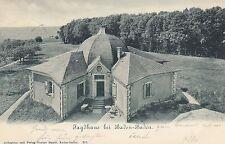 Baden-Baden, casa di caccia, 1901