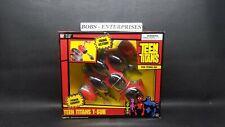 Ban Dai Teen Titans Titan T-Sub Vehicle With Power Sounds box little worn tt-4
