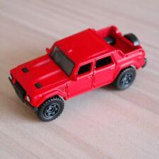 MATCHBOX LAMBORGHINI LM002 rouge Version Neuf Scellé sur Carte