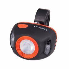 LED Bike Headlight, Lightweight Small Waterproof Bicycle Light  Easy Install New