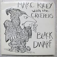 """MARC RILEY with the CREEPERS - 4 A's From Maida Vale  2 x 7"""" Singles   →  FALL"""