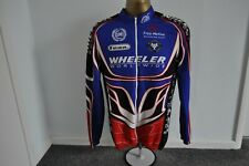 CUORE - WHEELER WILDERNESS TRAIL BIKES CYCLING JERSEY MENS SIZE L