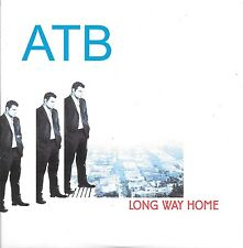 ATB - Long way home - 3 Tracks - CD PROMO