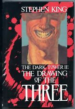 Stephen King: The Dark Tower 2: Drawing of the Three. First Printing