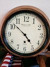STERLING AND NOBLE WALL CLOCK