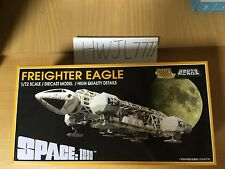 AOSHIMA CHOGOKIN Space1999 DIE CAST MODEL FREIGHTER EAGLE 1/72 SCALE