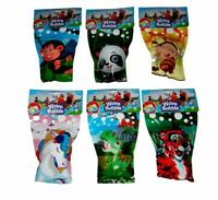 Lot of 48 Pieces - Wave Bubble Glove Toys – Assorted Characters