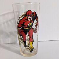 Vintage Pepsi Collector Series - The Flash - Comic Glass 1971 DC Comics