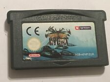 NINTENDO GAME BOY ADVANCE GBA SP MICRO GIOCO CARTUCCIA Pak Strike Force Hydra