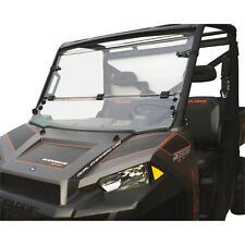 POLARIS RANGER XP 900 1000 570 FRONT FULL FOLDING FOLD DOWN HARD WINDSHIELD