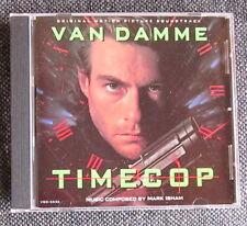TOP Soundtrack CD TIMECOP Filmmusik Jean Claude Van Damme Ron Silver Peter Hyams