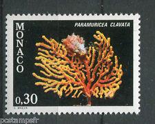 MONACO 1980, timbre 1257, POISSONS, PARAMURICEA, FAUNE, MER, neuf**