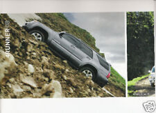 Mint Condition 2008 Toyota 4 Runner Brochure 08