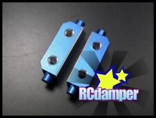 ALUMINUM FRONT SERVO MOUNT 2PCS B TEAM LOSI XXX-CR XXX-T SPEED-T
