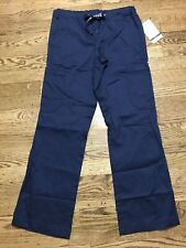 Nwt Med Couture Women's Signature Drawstring Scrub Pants Xsp