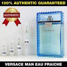 Versace Man Eau Fraiche Vials 2ml 3ml 5ml 10ml DECANT ATOMIZER