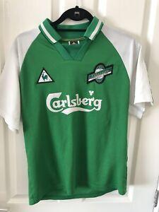 Hibernian 1998/2000 Home Shirt