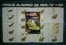 Lego Star Wars 911611 AAT Armored Assault Tank Limited Edition Disney Exclusive