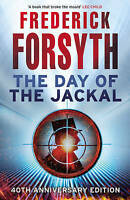 The Day Of The Jackal, Frederick Forsyth | Paperback Book | Good | 9780099552710