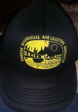 Sunshine Railroadiana And Collectors Association S.R.A.C.A. Mesh Vtg Hat