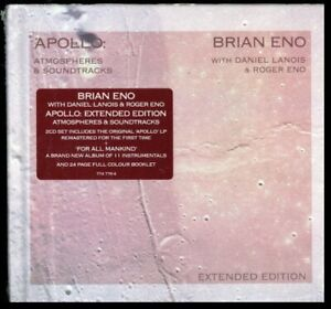 Brian Eno - Apollo: Atmospheres E Colonne Sonore (Edizione Deluxe) Nuovo CD