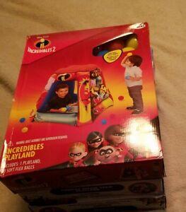 Kids Incredibles 2 Playland Fun Toss