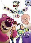 Sunnyside Up (Disney/Pixar Toy Story 3) (Hologramatic Sticker Book) - Acceptable