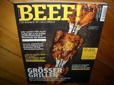 Zeitschrift Beef! Für Männer mit Geschmack Ausgabe 3/2012 Top!!