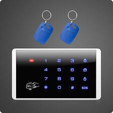 KERUI K16 2*RFID Touch Keypad For Wireless GSM Alarm System Access control