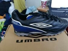 UMBRO  signature astro man made leather size 2 3 4 5  or 5.5 uk at £10 in black