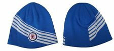 Cruz Azul FC Fitted Beanie Winter Hat Cap NWT OSFM Official Product Double Layer